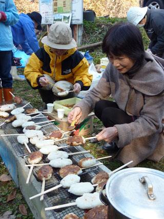 五平餅@硯石