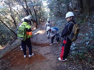 登山道整備8