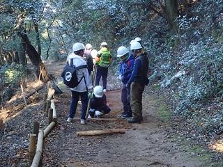 登山道整備9