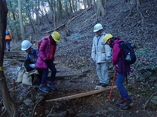 登山道整備11